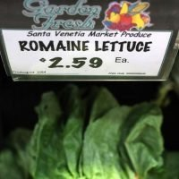 Some Romaine Lettuce Now Safe To Eat, Depending On The Label, FDA Says