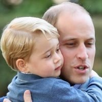 Prince George, Princess Charlotte Call Prince William by This Nickname