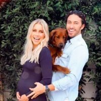 Claire Holt Just Shared the Cutest Gender Reveal Video