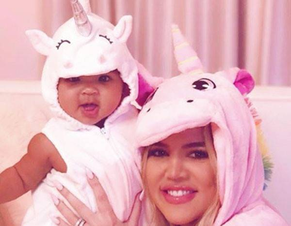 Khloe Kardashian's Daughter True Thompson Said Her First Word