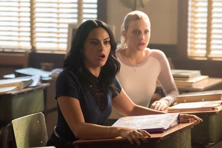 'Riverdale' breakup shocker: Series sweethearts call it quits
