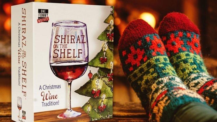 Kids Have Elf on the Shelf, & Moms Need This Shiraz on the Shelf