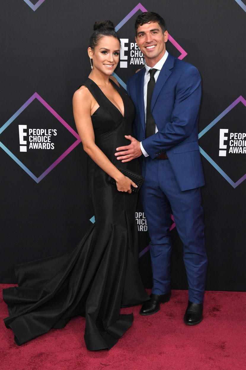 Cody Nickson and Pregnant Jessica Graf Open Up About Baby on the Way at People's Choice Awards