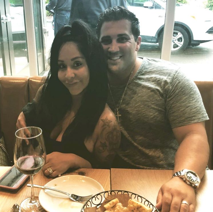 Another Mini Meatball Is on the Way! Nicole 'Snooki' Polizzi Expecting Third Child
