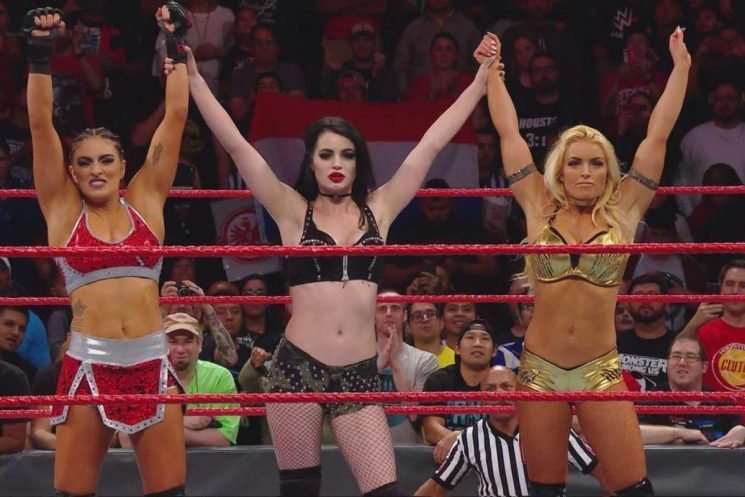 WWE star Sonya Deville opens up about coming out as lesbian on TV to Triple H