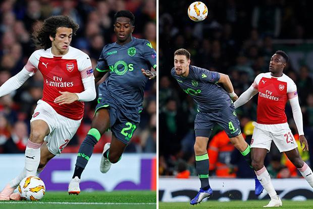 Arsenal 0-0 Sporting LIVE SCORE: Latest updates and commentary for the Europa League tie