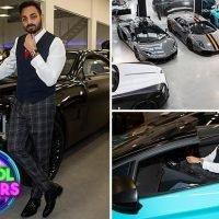 Ferraghini Supercars: Meet Matthew Hakim the man who sells Lamborghinis and upgrades Rolls-Royces to Premier League stars