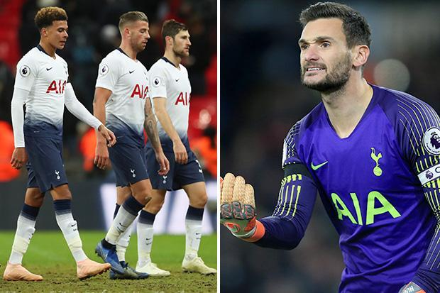 Tottenham star Hugo Lloris hits out at team-mates concentration after nearly throwing away three goal lead at Wolves