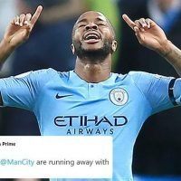 Man City's incredible 6-1 win has left fans thinking Liverpool and Chelsea should give up on the title