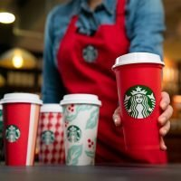 Starbucks' Holiday Cups Are Back in 4 New Designs—and Not All of Them Are Red!