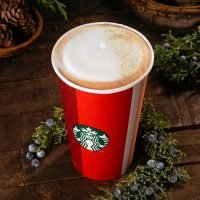 Starbucks' New Holiday Drink Tastes Like a Tree