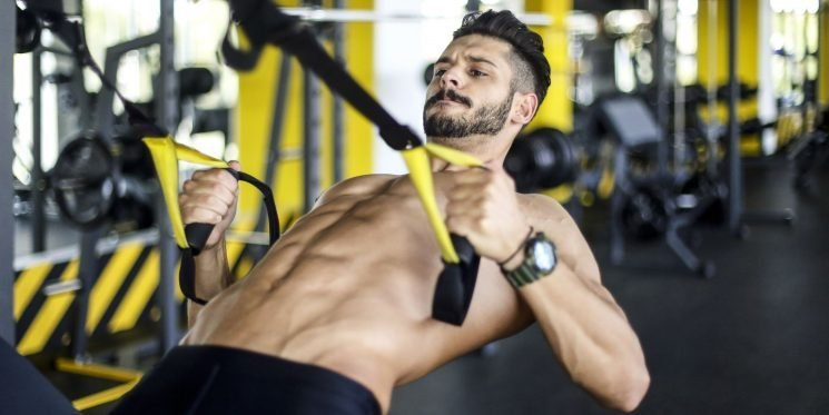 10 TRX Moves for Your Next Bodyweight Burner