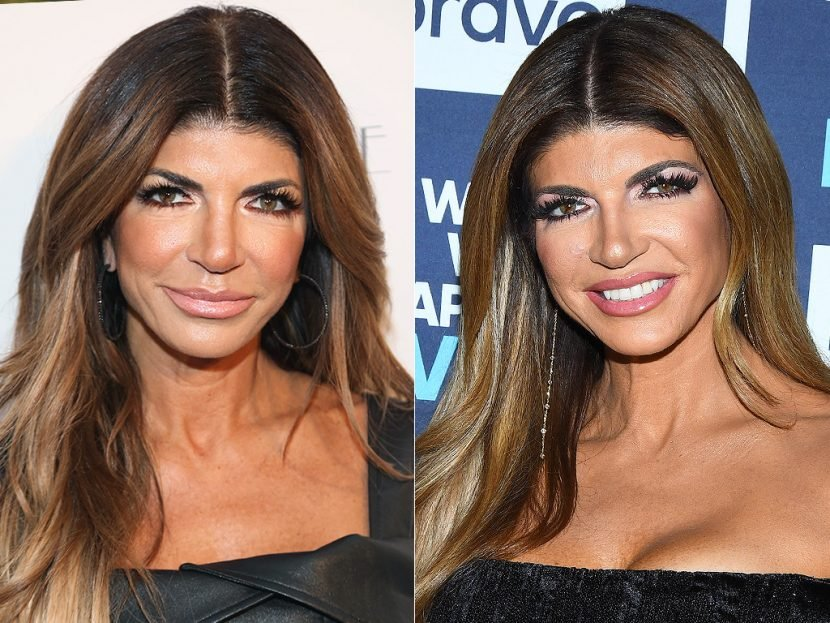Teresa Giudice Reveals She Got New Breast Implants