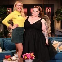 Tess Holliday Tells Busy Philipps She Wants the World to Know 'Fat People Have Bomb Sex'