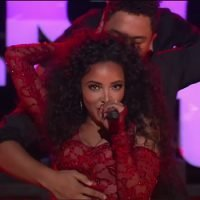 Tinashe Turns Up The Heat With Sexy 'Fever' Performance On 'DWTS' Finale