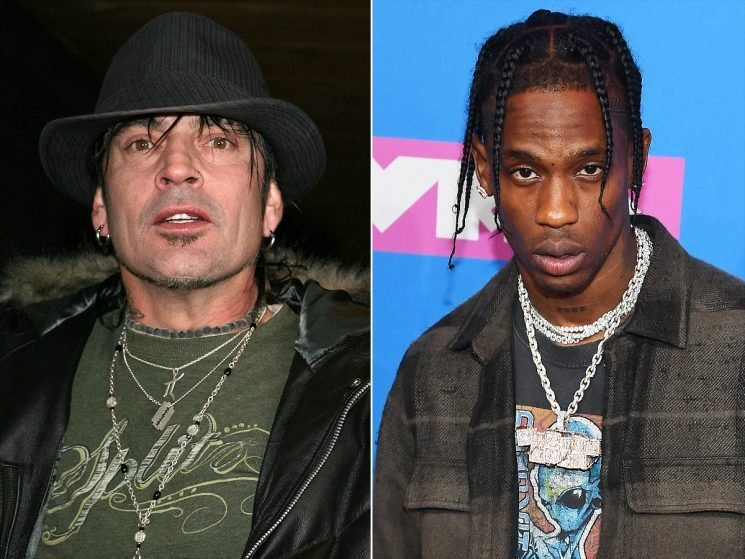 Mötley Crüe's Tommy Lee Accuses Travis Scott of 'Ripping Off' His Stage Design: 'Lawyer Up'