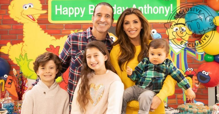 Jaclyn Stapp's Blog: All the Details from Our Son Anthony's Sesame Street First Birthday Party