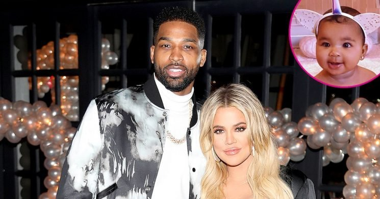 Khloe Kardashian: True's First Word Was About Tristan Thompson