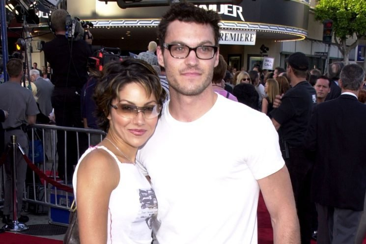 Vanessa Marcil: Brian Austin Green 'threw out' our son's room