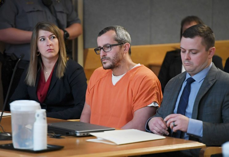 Chris Watts 'Giggled' as Agents Pushed for a Murder Confession — and Failed a Polygraph Test
