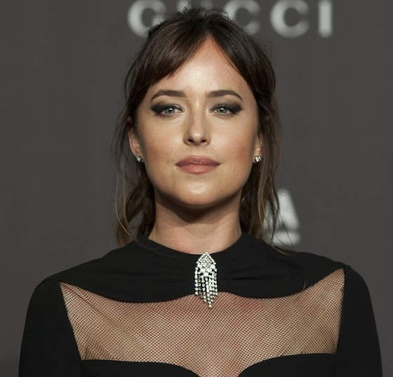 Dakota Johnson Spent Thanksgiving With Chris Martin And Gwyneth Paltrow