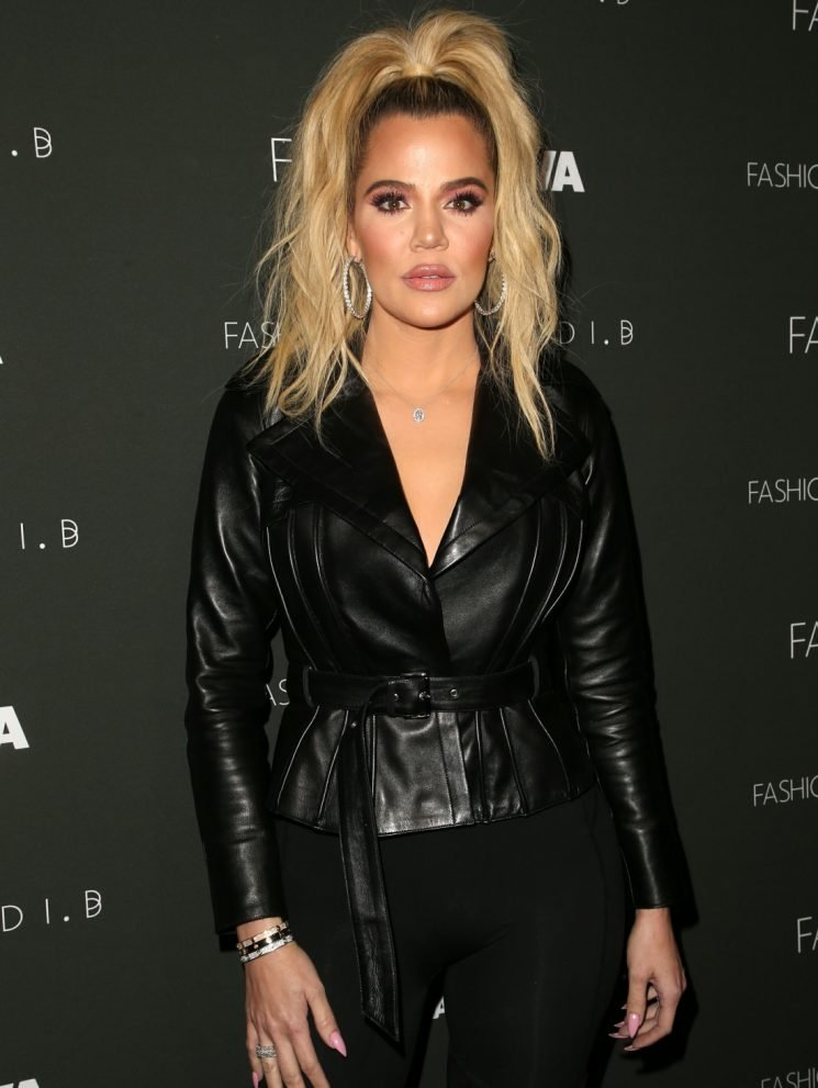Khloe Kardashian claims that Tristan Thompson didn't leave his pregnant girlfriend for her