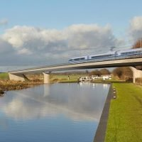 Amazon parcels `could be delivered to HS2 passengers at their seat´