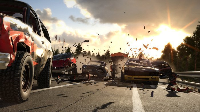 THQ Nordic Acquires 'Wreckfest' Developer Bugbear Entertainment