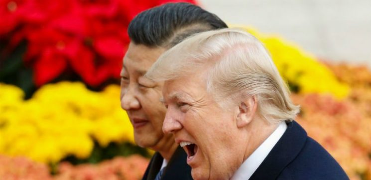 Xi Jinping To Trump: 'The Practices Of Law Of Jungle And Winner Take All Are A Dead End'