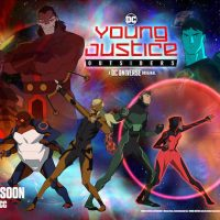 TVLine Items: Young Justice Return Date, Sunday Night Magnum and More