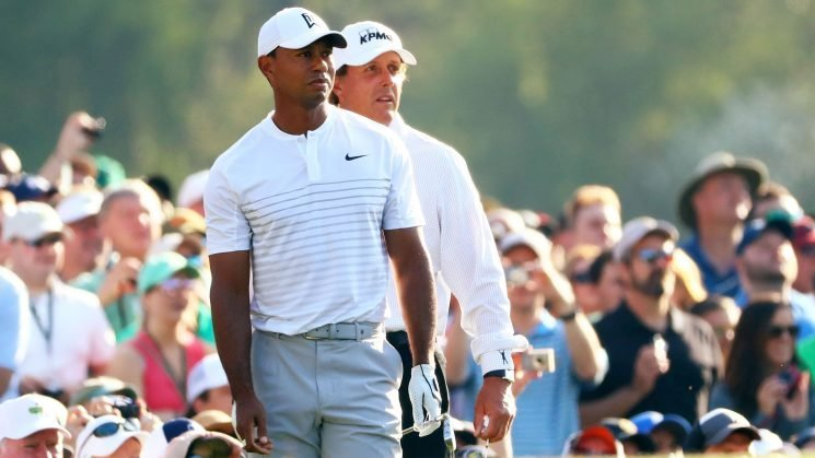 The Match: Tiger Woods vs. Phil Mickelson will provide high stakes, big bets