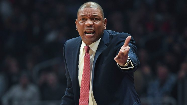 Doc Rivers has Clippers on free agents' radar, but Los Angeles isn't waiting for a star