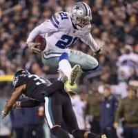 Cowboys leap over Eagles for win to stay in NFC East hunt