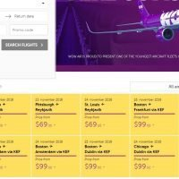 WOW Air sale: Fares drop below $100 one way on Europe flights