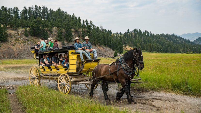 Disney does tours: Exploring Montana and Wyoming with the Mouse