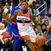 Bradley Beal inspired by his baby boy to take action in voting booth