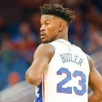 Jimmy Butler's debut spoiled as 76ers cough up big fourth-quarter lead in loss to Magic
