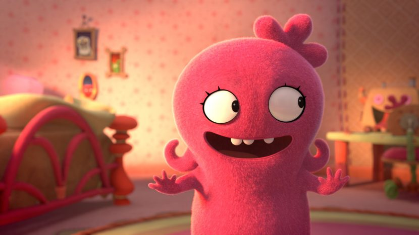 Kelly Clarkson embraces her Moxy, gloriously weird star of the upcoming 'UglyDolls' movie