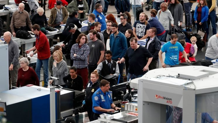 TSA says the post-Thanksgiving Sunday was its busiest travel day ever