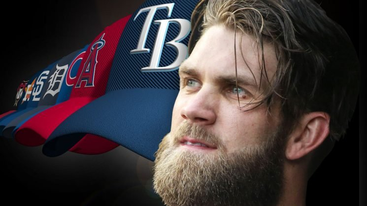 The Rays can afford Bryce Harper right now – and he could help them in the long term, too