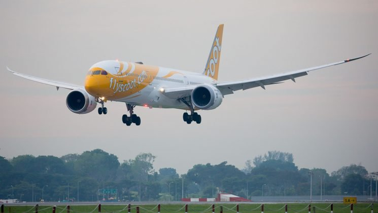 Singapore budget airline Scoot to end service to Hawaii