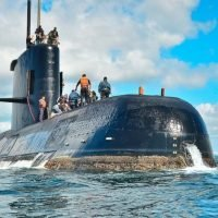 Argentine submarine found at bottom of Atlantic after year of searching