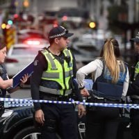 Thousands raised for homeless man who intervened in Melbourne attack
