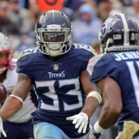Ex-Patriots RB Dion Lewis rips former team as 'cheap' after Titans' win