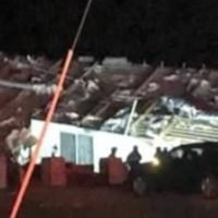 Possible tornado kills at least 1, injures others as severe weather hits South