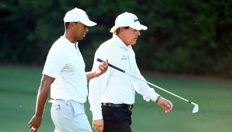 The Match: Tiger Woods, Phil Mickelson will put on a good show, but not on Thanksgiving weekend