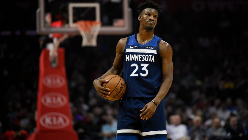Frustrated Jimmy Butler sounds off on Minnesota Timberwolves' poor start