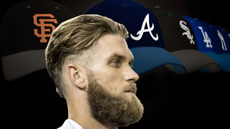 Bryce Harper: Why the Atlanta Braves should sign free agent