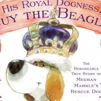 Guy the Beagle, Duchess Meghan's rescue dog, stars in a jolly-cute picture book