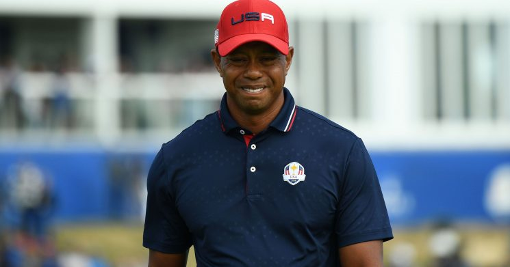 Tiger Woods' tournament in Bahamas draws four of the top five ranked players in the world